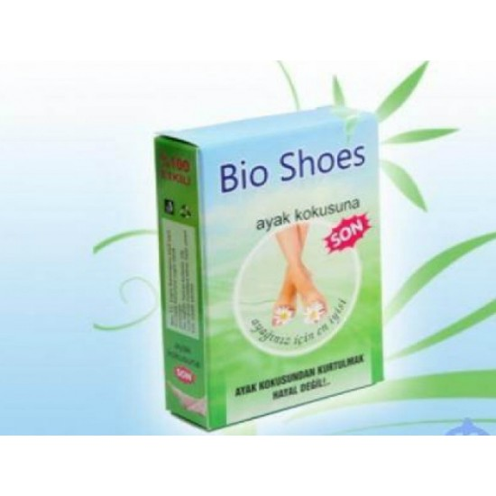 Bio Shoes Ayak Kokusu Giderici