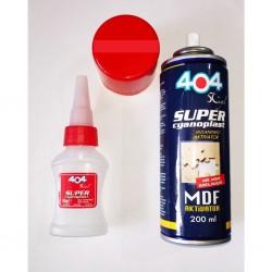 404 Mdf Yapıştırıcı Seti 200 ml