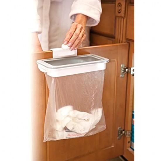 Attach A Trash Kapaklı Çöp Poşeti Tutucu Aparat