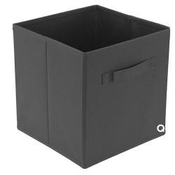 Çok Amaçlı Dolap İçi Düzenleyici Kutu - Siyah