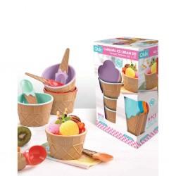 Dondurma Seti 9 Parça