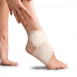 Kadın Ayak Spor Bandajı / Medikal Bandaj- Ankle Support For Women
