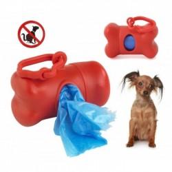 Evcil Hayvanlar İçin Kaka Poşetliği ve 3 Yedek Poşet