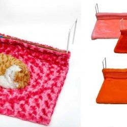 Kalorifer Askılıklı Kedi Yatağı Yıkanabilir