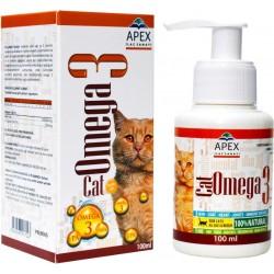 Kedi İçin Omega3 Balık Yağı Tüy Döküm Önleyici / Tüy Sağlığı