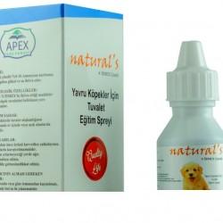 Köpek Eğitim Spreyi - Natural İsmex - Yavru Köpek Tuvalet Eğitim