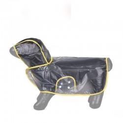 Köpek Yağmurluğu -Sarı - (Medium)