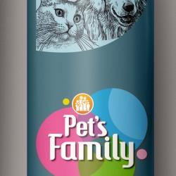 Köpekler İçin Köpük Şampuan - Pet's Family