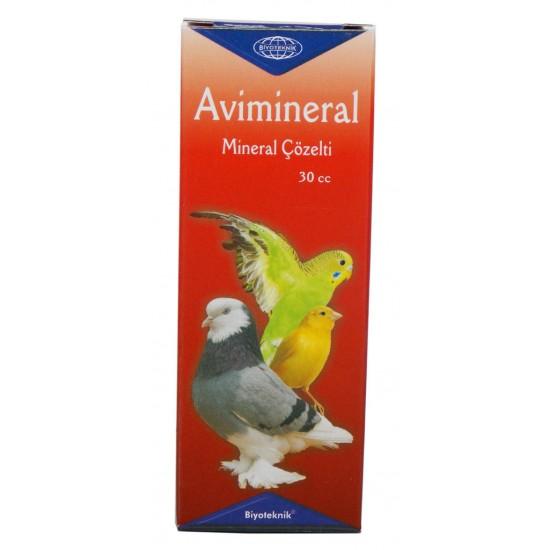 Papağan Mineral - Avimineral Çözelti