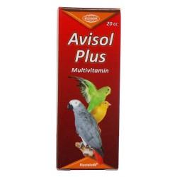 Muhabbet Kuşu Multivitamin Avisol Plus Çözelti