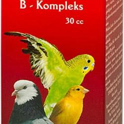 Saka İçin Tüy Dökülmesine Karşı B Vitamini - Avisol-B