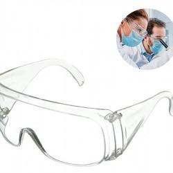 Laboratuvar Gözlüğü / Çapak Gözlüğü Şeffaf