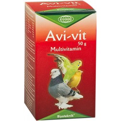 Papağan - Multivitamin Avi-vit