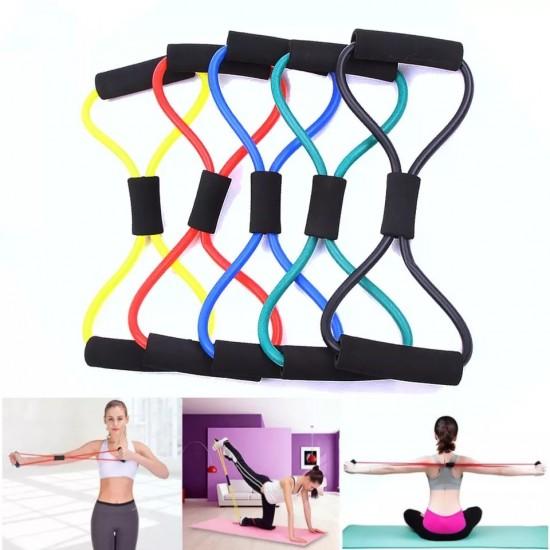 Pilates Egzersiz Direnç Lastiği