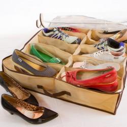 Shoes Under (Portatif Ayakkabı Saklama Hurcu)