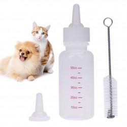 Yavru Kedi ve Köpekler  İçin Pet Biberon Seti