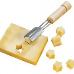 Yıldız Şekilli Peynir Kesici