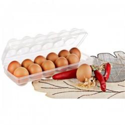 Yumurta Saklama Kabı - Şeffaf